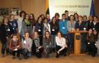 Comenius projekto mobilumas 2015 m. vasario 9-13 d. Lietuvoje