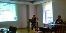 Tarptautinio projekto Erazmus+ konferencija