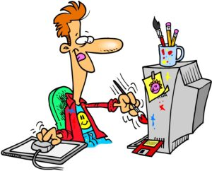 Thumbnail for the post titled: Kai kompiuteris tampa geriausiu draugu