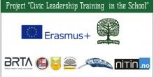 Pilietinės lyderystės ugdymas mokykloje