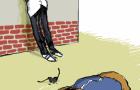 Mokinių smurto pasekmės