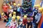 Kalėdinės dovanėlės ikimokyklinukams ir pradinių klasių mokiniams