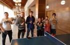 Berniukų stalo teniso turnyrai
