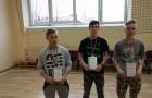 Sėkmė R.M. Ermošenkos turnyre