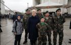 Lietuvos kariuomenei – 99