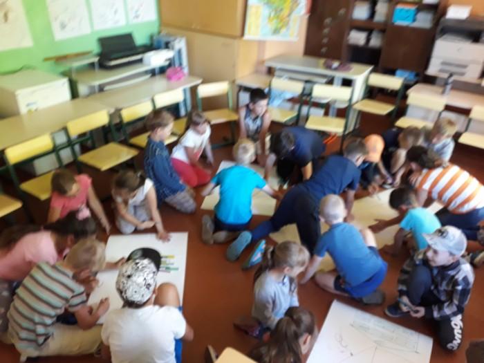 Thumbnail for the post titled: Vaikų socializacijos projektas