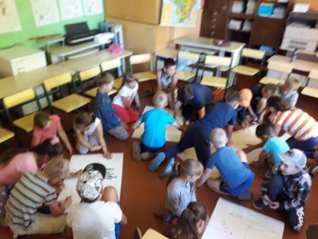 Vaikų socializacijos projektas