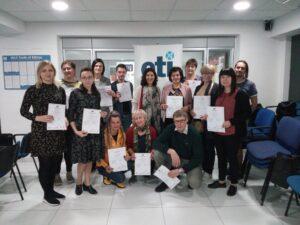 Thumbnail for the post titled: Erasmus+ projekto veiklos padeda mokytojams tobulėti