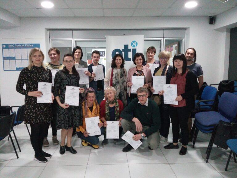 Erasmus+ projekto veiklos padeda mokytojams tobulėti