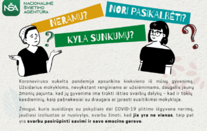 Thumbnail for the post titled: Neramu? Kyla sunkumų? Nori pasikalbėti?
