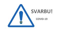 Thumbnail for the post titled: Atnaujinti operacijų vadovo sprendimai 2020-09-22