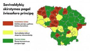 Thumbnail for the post titled: Operacijų vadovo 2020-10-28 sprendimai dėl pradinio ir pagrindinio ugdymo