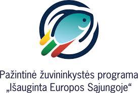 """""""Dėl Pažintinės žuvininkystės programos """"Išauginta Europos Sąjungoje"""" įgyvendinimo"""