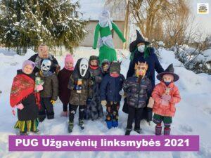 Thumbnail for the post titled: Kepė kepė boba blynus ir kitos užgavėnių linksmybės priešmokyklinio ugdymo grupėje